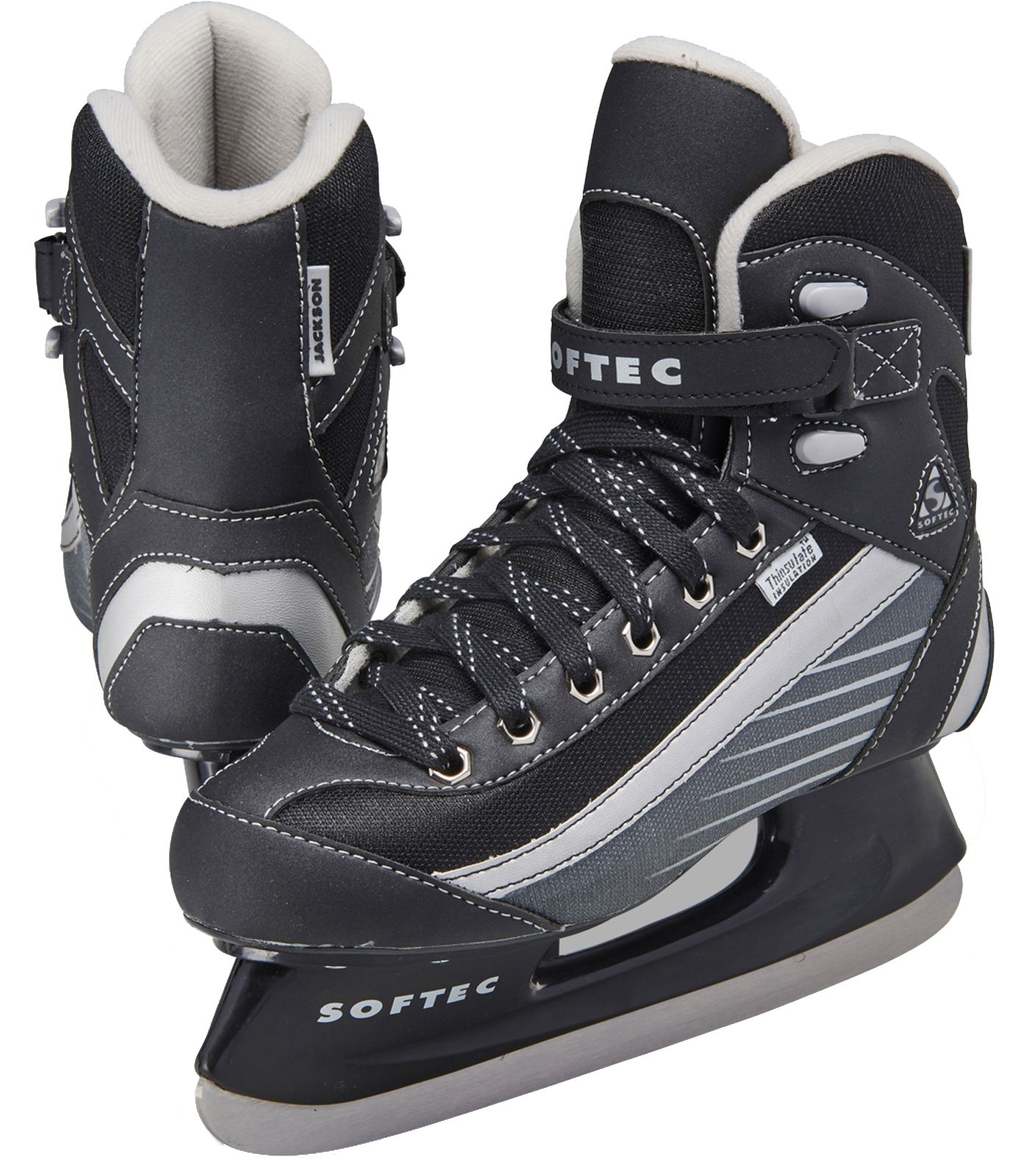 Jackson Ultima Boys' Softec Sport Ice Skates