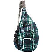 KAVU Plaid Rope Bag