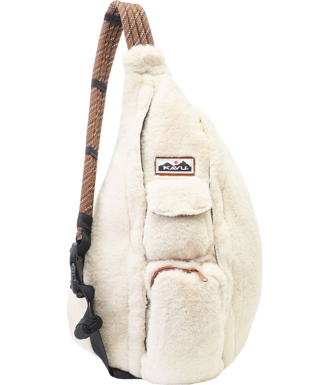 KAVU Fuzzy Rope Bag