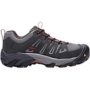 KEEN Men's Boulder Low Steel Toe Work Shoes