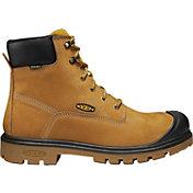 KEEN Men's Baltimore 6'' Waterproof Steel Toe Work Boots