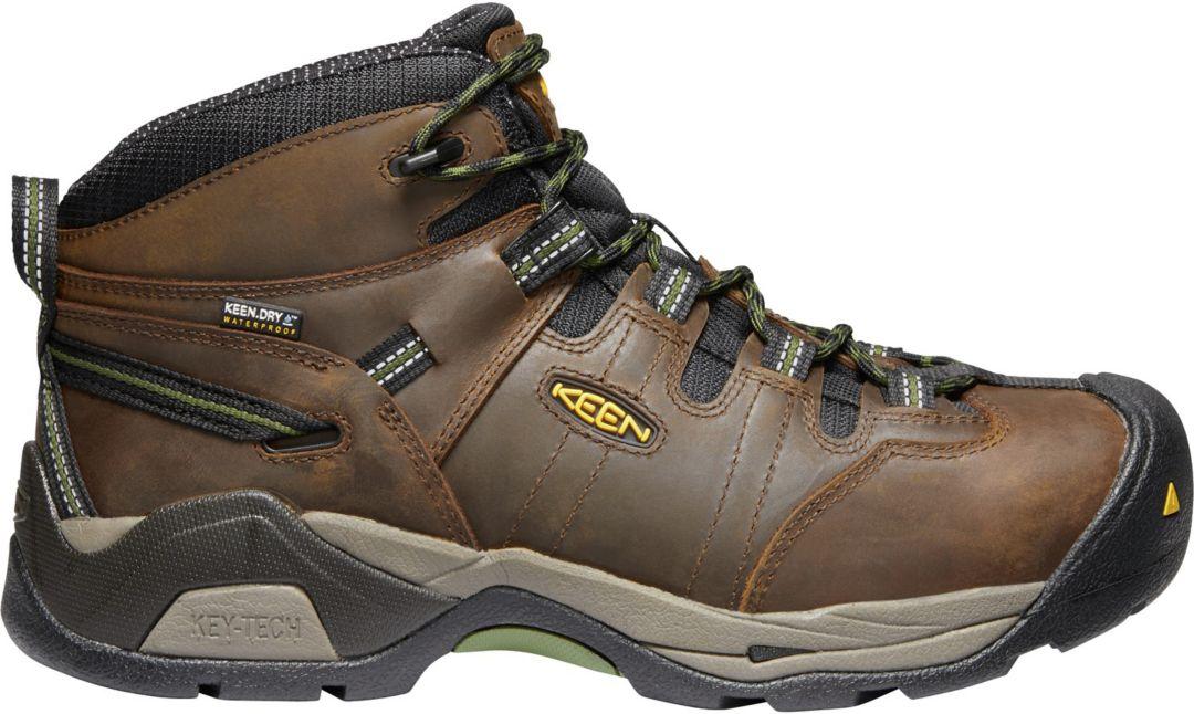 ce795158b13 KEEN Men's Detroit XT Waterproof Steel Toe Work Boots