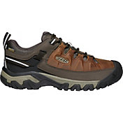 KEEN Men's Targhee III Waterproof Hiking Shoes