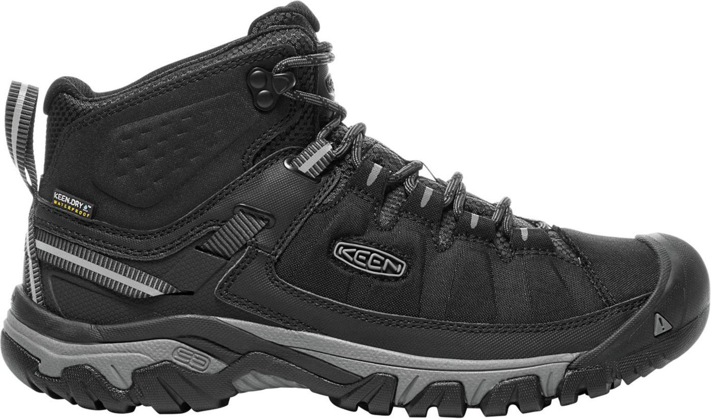 KEEN Men's Targhee EXP Mid Waterproof Hiking Boots