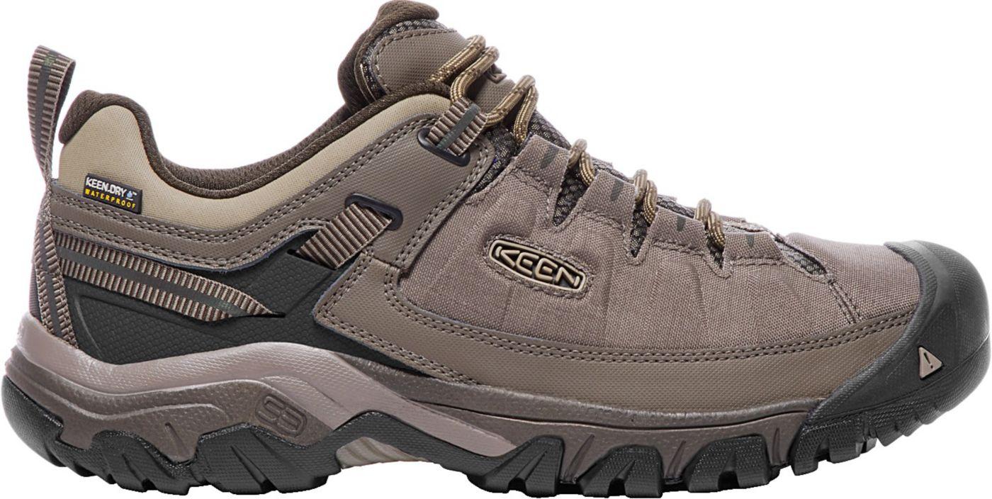 KEEN Men's Targhee EXP Waterproof Hiking Shoes