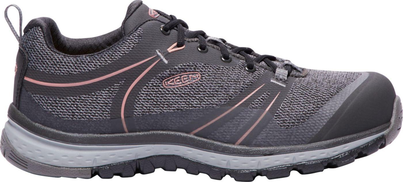 KEEN Women's Sedona Low Aluminum Toe Work Shoes