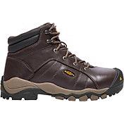 KEEN Women's Santa Fe 6'' ESD Aluminum Toe Work Boots