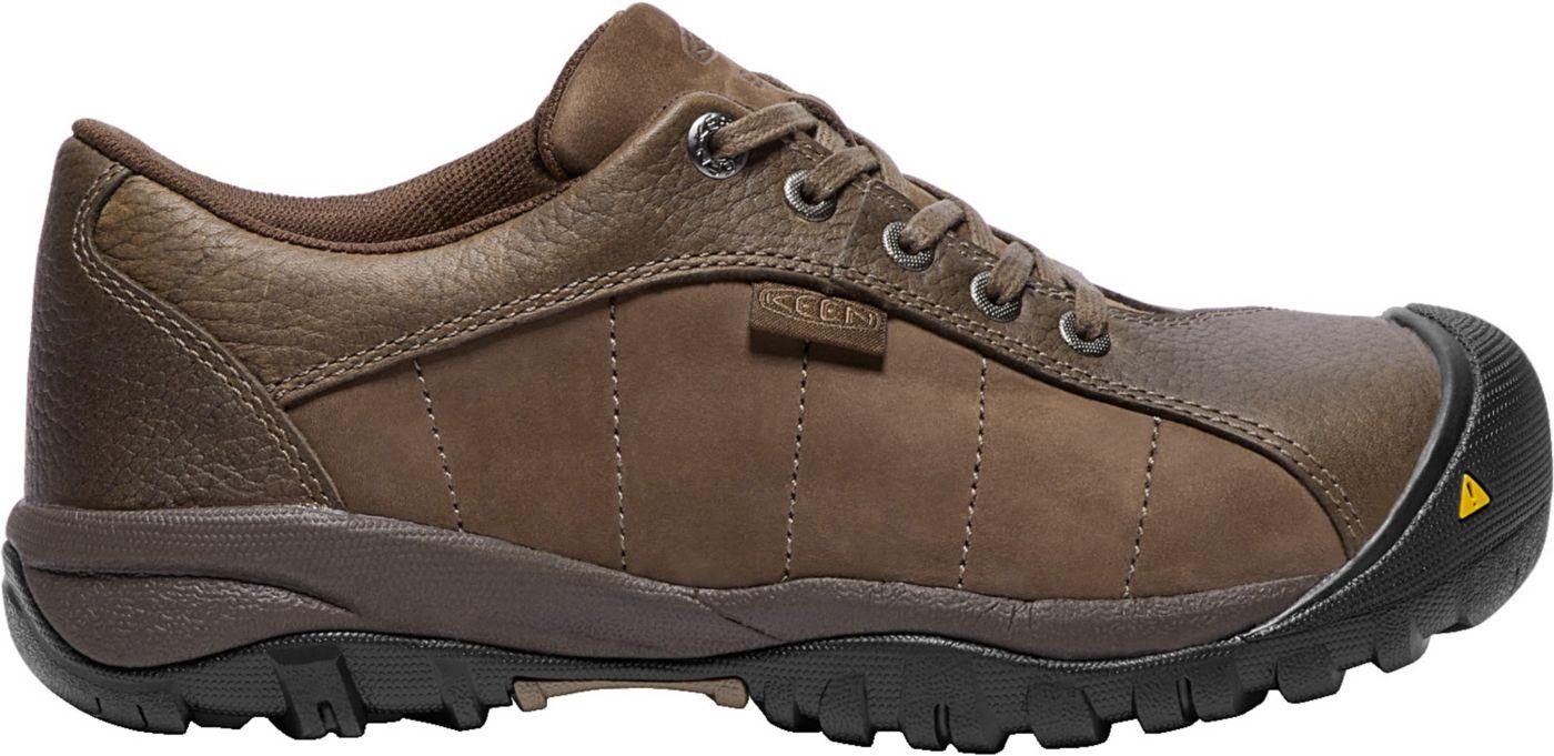 KEEN Women's Santa Fe ESD Aluminum Toe Work Shoes