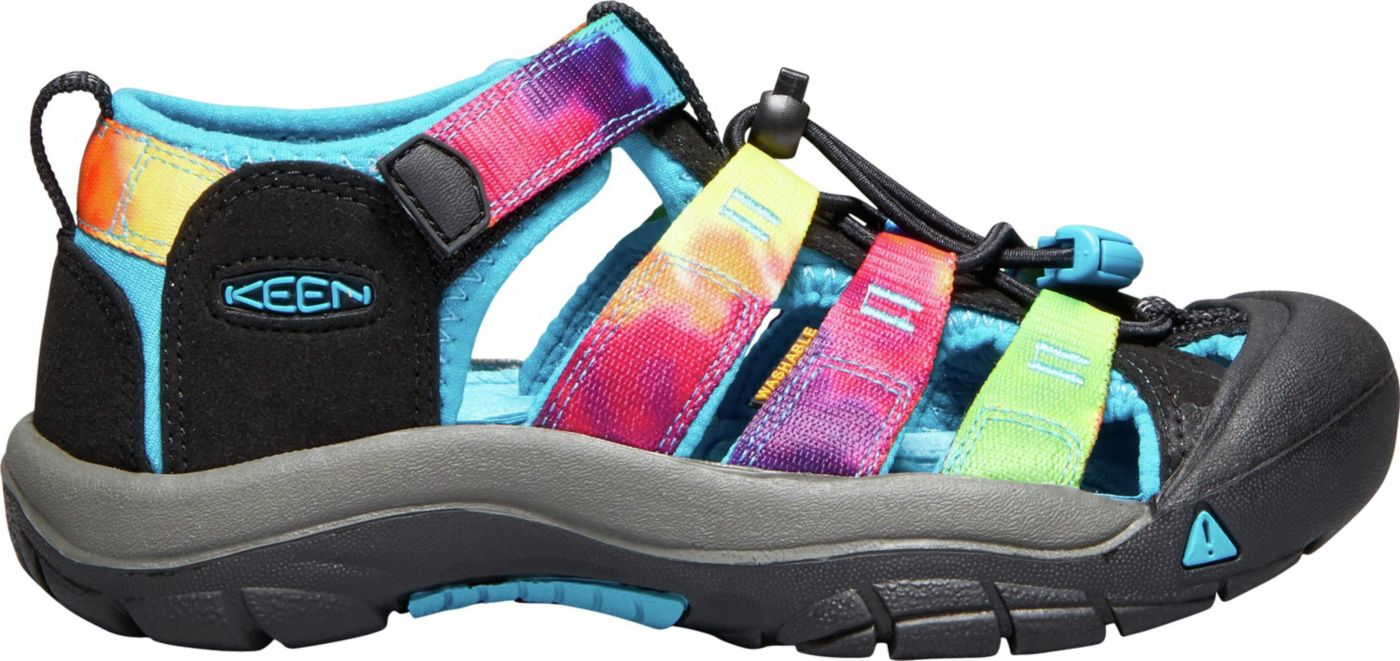 KEEN Kids' Newport H2 Tie Dye Sandals
