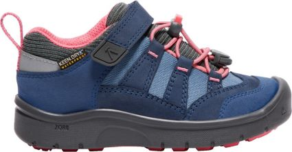 KEEN Kids' Hikeport Waterproof Hiking Shoes