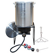 "King Kooker 12"" Turkey Fryer Package with 29 Quart Pot"