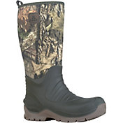 Kamik Men's Bushman Mossy Oak Country Rubber Hunting Boots