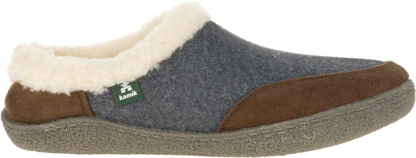 Kamik Men's Cabin Slippers