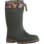 Kamik Men's Icebreaker Camo Insulated Waterproof Winter Boots