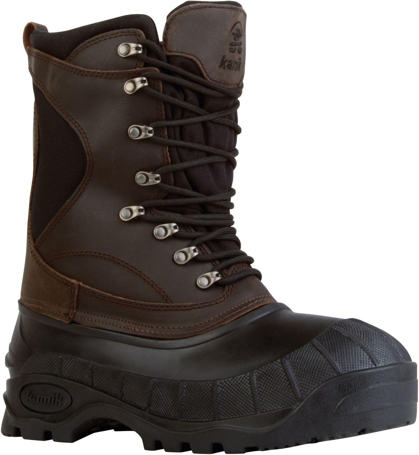 Kamik Men's Cody Insulated Waterproof Winter Boots