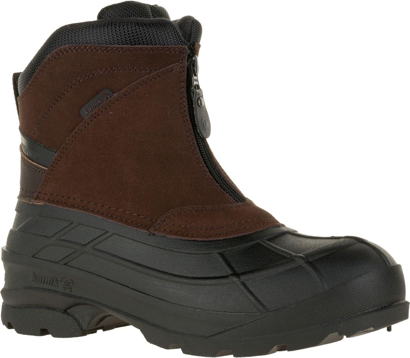 Kamik Men's Champlain2 Insulated Waterproof Winter Boots