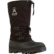 Kamik Men's Canuck Insulated Waterproof Winter Boots