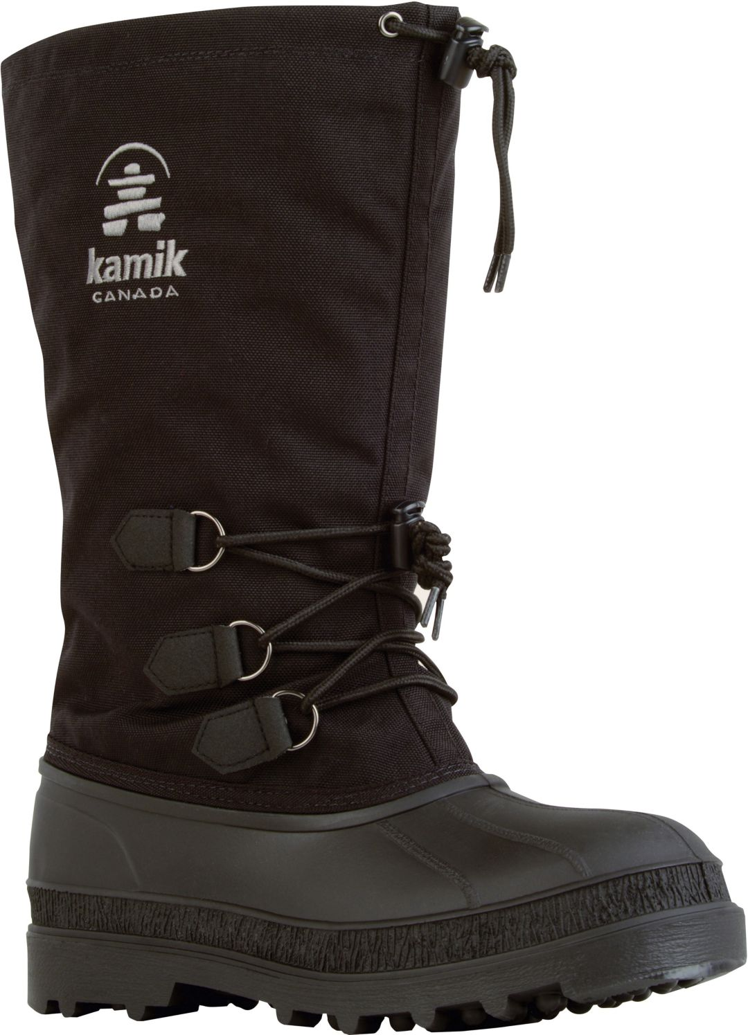 new product full range of specifications 100% original Kamik Men's Canuck Insulated Waterproof Winter Boots
