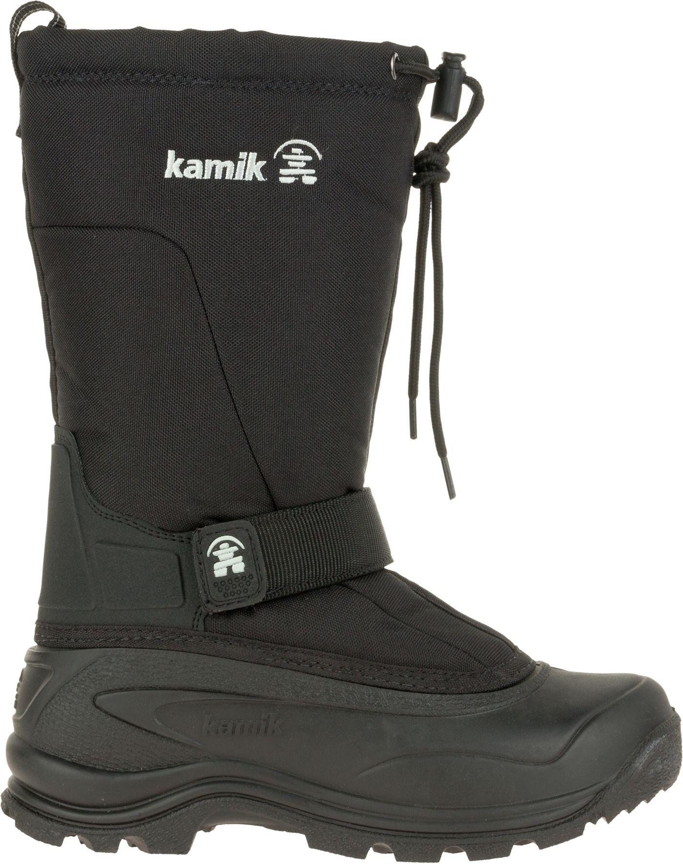 Kamik Men's Greenbay4 Waterproof Winter Boots