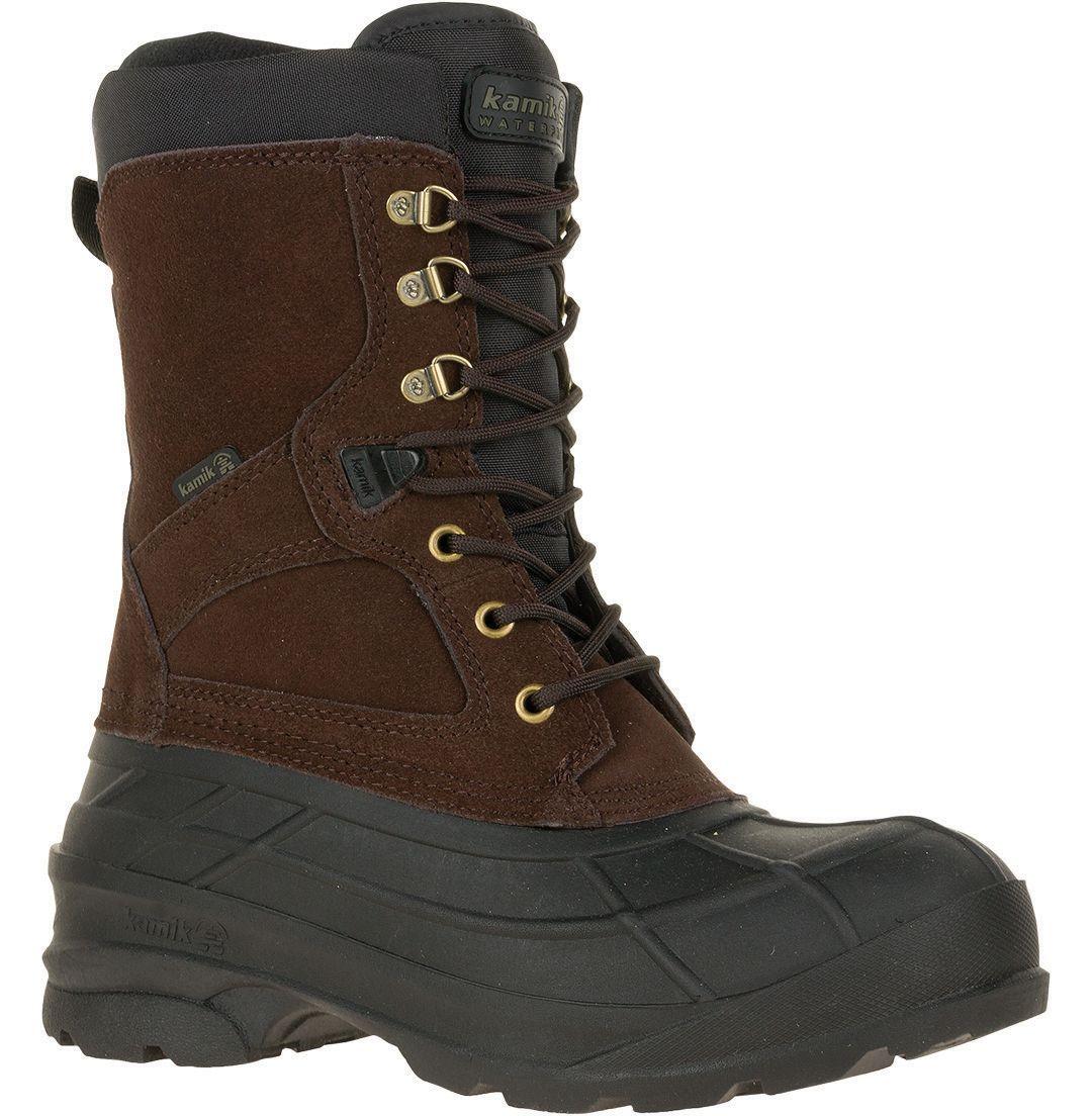 d181eb8a496 Kamik Men's Nation 200g Waterproof Winter Boots