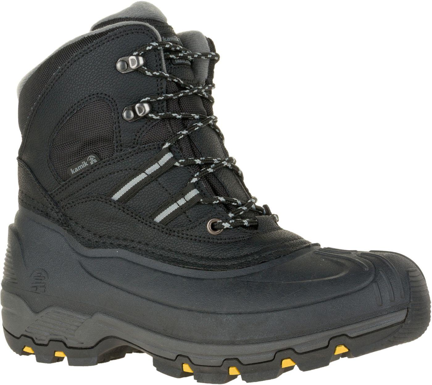 Kamik Men's Warrior2 200g Winter Boots