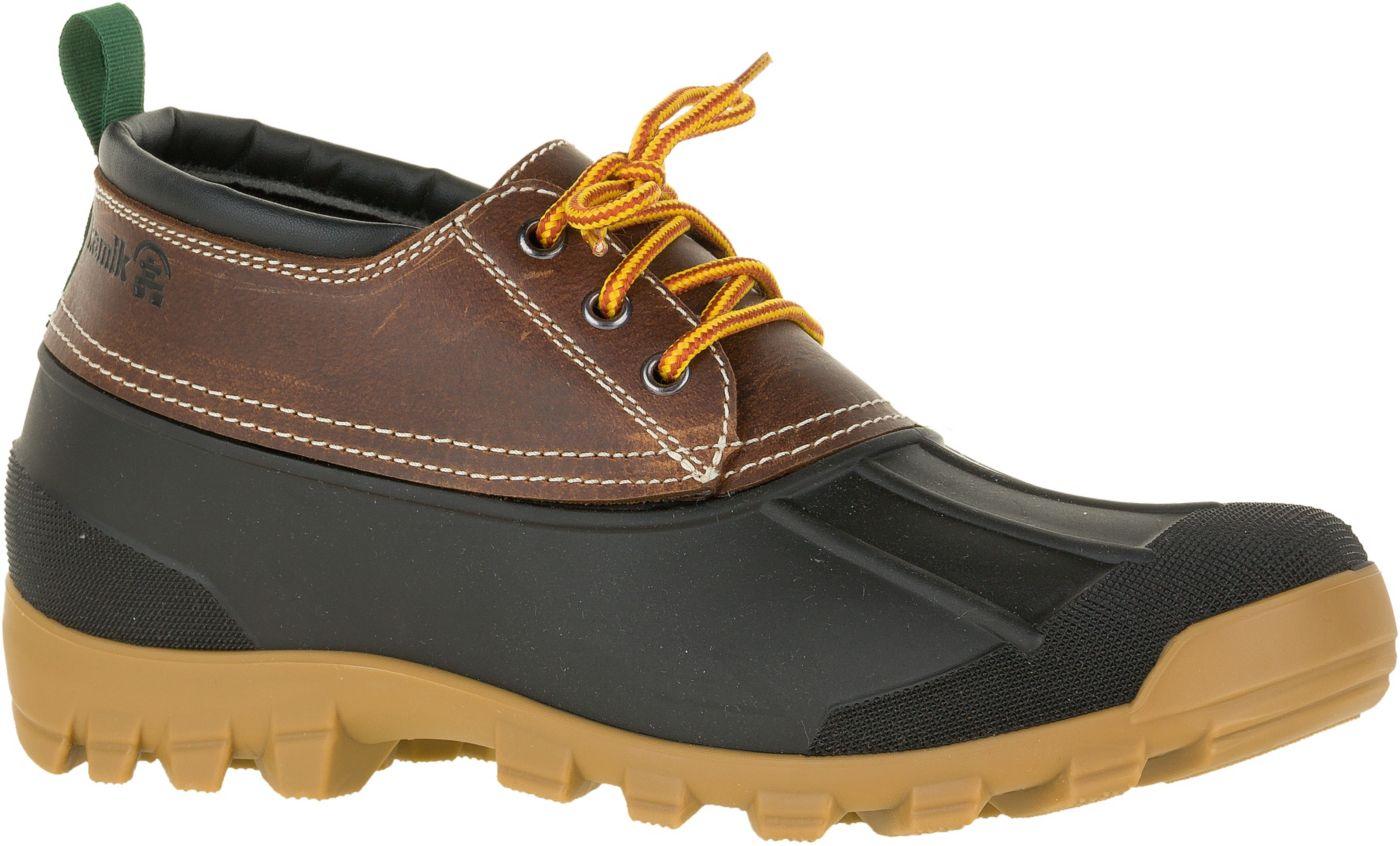 Kamik Men's Yukon3 Waterproof Winter Boots
