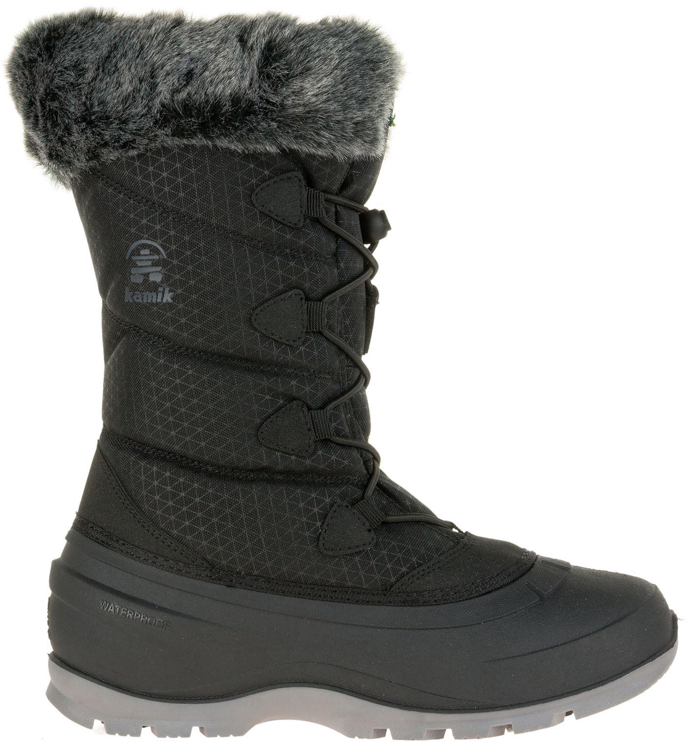 Kamik Women's Momentum2 200g Waterproof Winter Boots