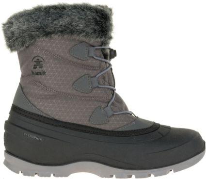 Kamik Women's MomentumLo 200g Waterproof Winter Boots