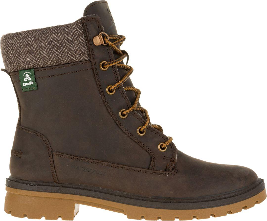 Kamik Women's Winter Boots 200g Rogue 8ZO0PNnwkX