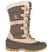 Kamik Women's Snovalley2 200g Waterproof Winter Boots
