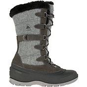 Kamik Women's Snovalley2 200g Waterproof Winter Boots