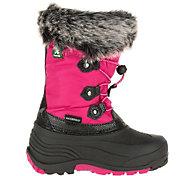 Kamik Kids' Powdery2 Insulated Waterproof Winter Boots