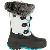 Kamik Kids' Powdery2 Insulated Waterproof Winter Boots