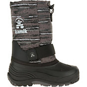 Kamik Kids' Rocket2 Insulated Winter Boots