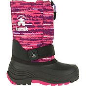 Kamik Kids' Rocket2 Insulated Winter Boots
