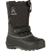 Kamik Kids' Waterbug5 Insulated Waterproof Winter Boots