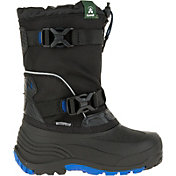 Kamik Kids' Glacial2 Insulated Waterproof Winter Boots