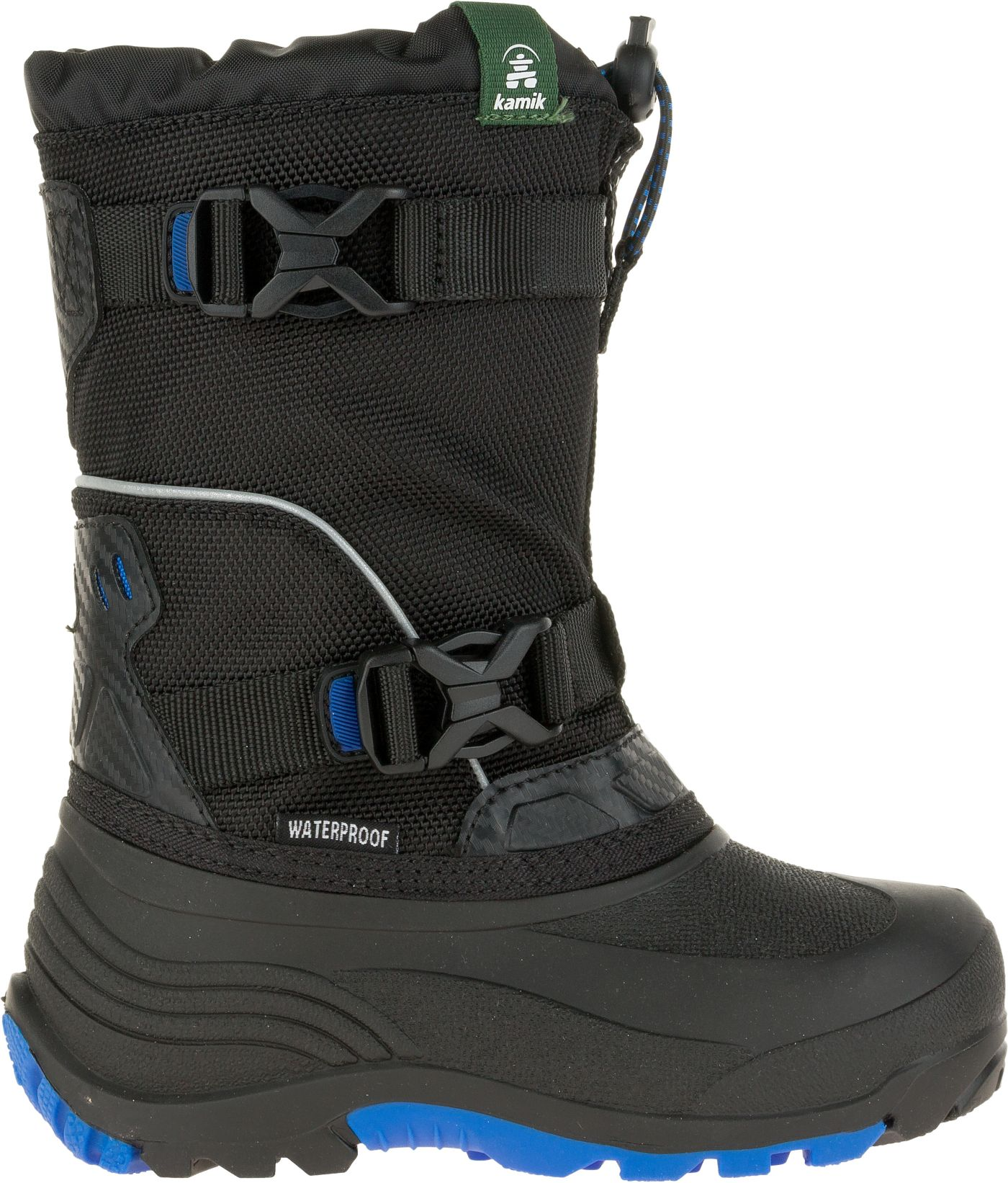 Kamik Kids' Glacial2 Insulated Waterproof Winter Boots