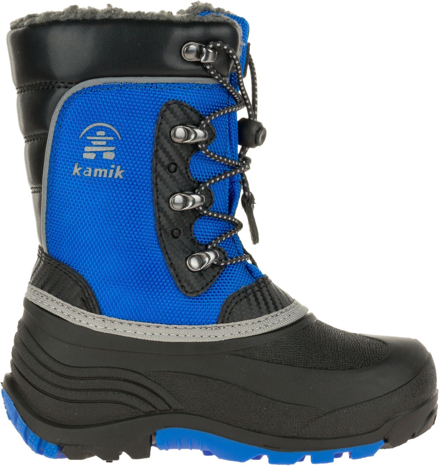 Kamik Kids' Luke Insulated Waterproof Winter Boots