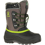 Kamik Kids' Luke Insulated Waterproof Winter Boots