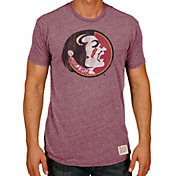 Original Retro Brand Men's Florida State Seminoles Garnet Tri-Blend T-Shirt