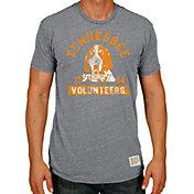 Original Retro Brand Men's Tennessee Volunteers Grey Tri-Blend T-Shirt