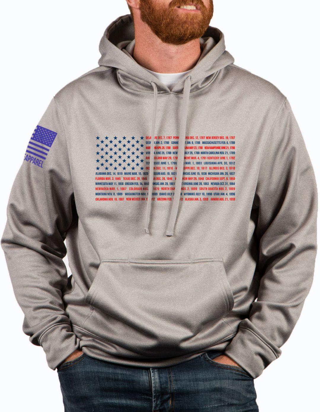 Nine Line Apparel Men's States Tailgater Hoodie | Field & Stream