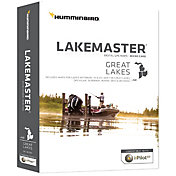 Humminbird LakeMaster Great Lakes v. 4.0