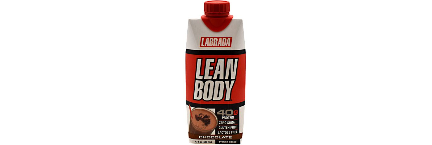 Labrada Lean Body Protein Shake Chocolate 12-Pack