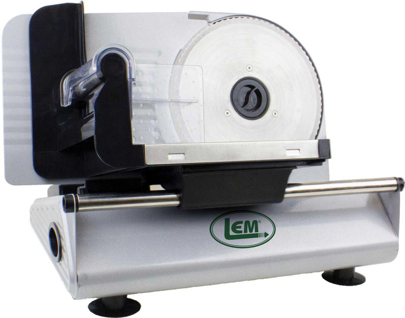 """LEM 7.5"""" Meat Slicer"""
