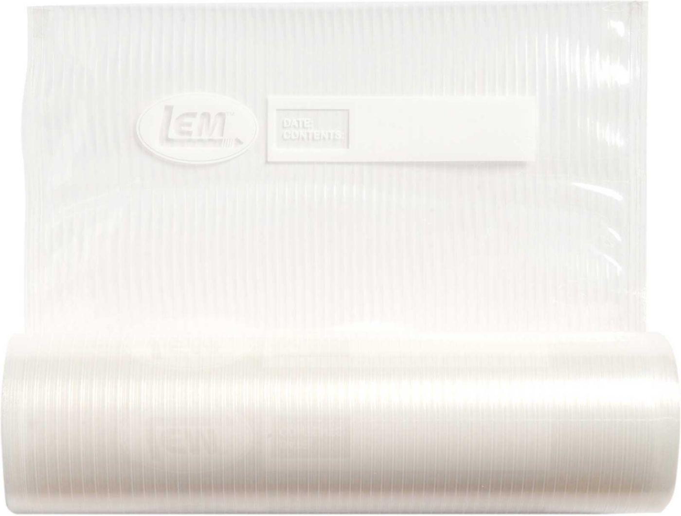 "LEM MaxVac Vacuum Bag Roll 11"" x 16' 2-Pack"