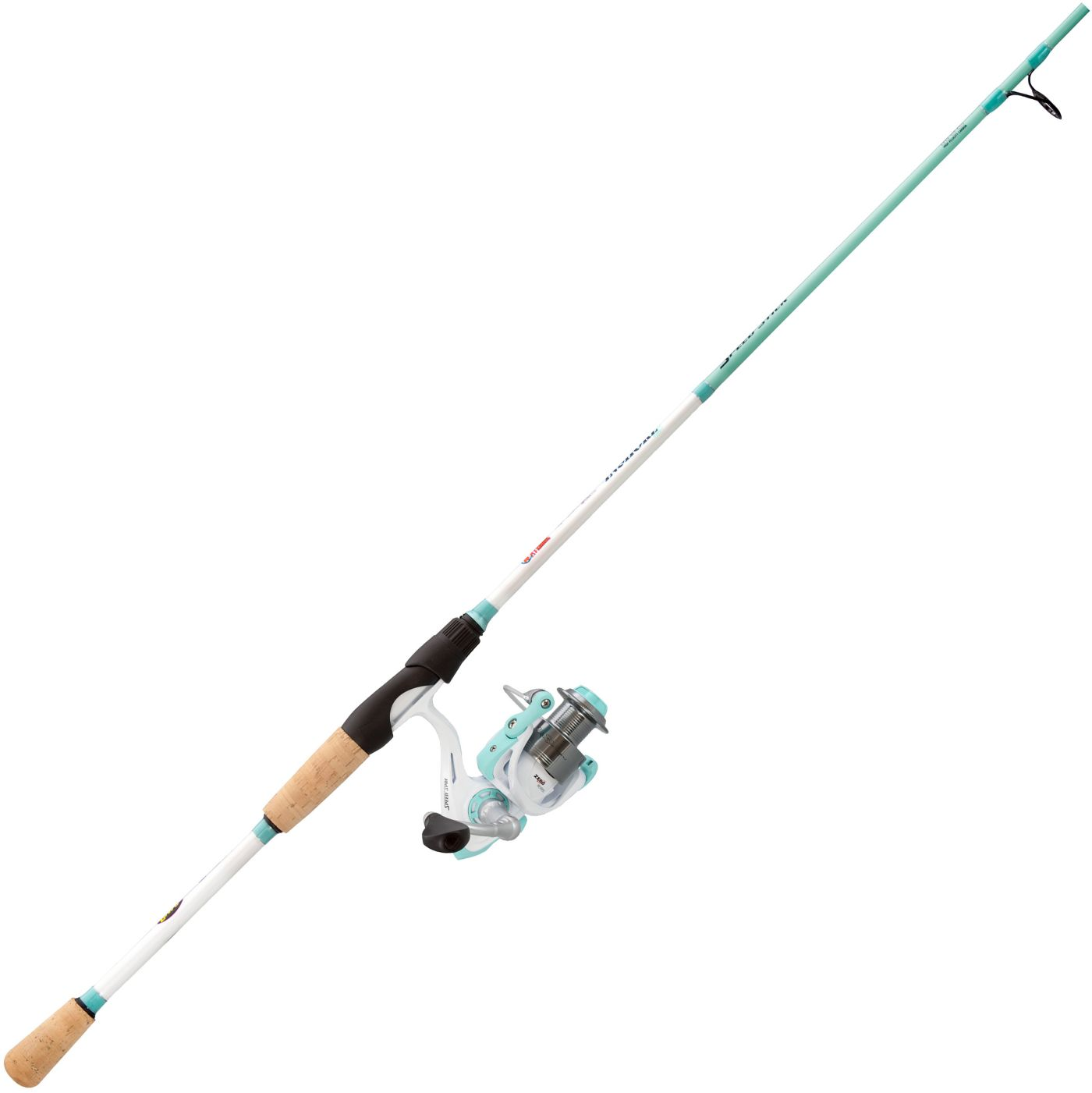 Lew's Blair Wiggins Seafoam Speed Spinning Combo
