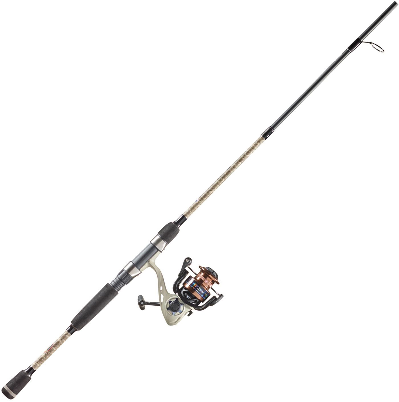 Lew's American Hero Camo Spinning Combo