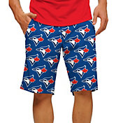 Loudmouth Men's Toronto Blue Jays Golf Shorts